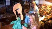 Comme Angèle, Taylor Swift a mis plein de vidéos d'elle enfant dans son clip