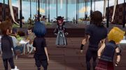 Final Fantasy XV s'offre une version pocket