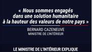 France: l'Etat lance un site web pour communiquer sur Calais