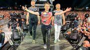 Muse a assuré la clôture de Rock Werchter: photos