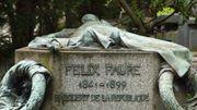 Retour sur la fin voluptueuse du président français Félix Faure