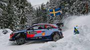 Neuville 3e pilote non scandinave à empocher la Suède, le Belge leader du championnat