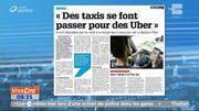 La technique des taximen pour salir la réputation d'Uber