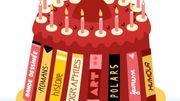 Le livre belge à l'honneur ce week-end à Uccle