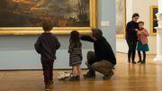 Rendre le monde de l'art et des musées accessible aux plus petits grâce à des livres