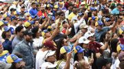 Manifestation anti Maduro