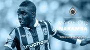 Le Club de Bruges tient le successeur de Timmy Simons : Marvelous Nakamba !