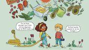 """""""Mon potager au fil des saisons"""", le livre jeunesse qui donnera envie de jardiner à toute la famille"""