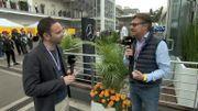 Quelques chaleurs, l'excitation de Vettel et le futur de Renault et Honda en question dans le débrief' F1