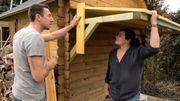Nouvelle maison mitoyenne construite dans une optique durable à Welkenraedt