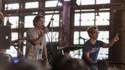 Chair de poule: Rufus Wainwright chante Hallelujah avec un choeur de 1500 personnes