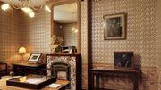 Reculer les murs: Carte blanche sur papier coloré au musée Horta