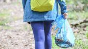 """Survêtement et sac poubelle, la nouvelle tendance """" Plogging """""""