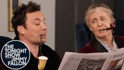 [Zapping 21] Paul McCartney et Jimmy Fallon surprennent des gens dans un ascenseur