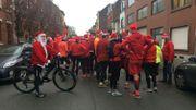 Un jogging pour se décrasser des excès de Noël: une tradition à Ganshoren