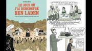 Comics Street : Le Jour Où J'ai Rencontré Ben Laden
