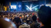 Plus de 24.000 festivaliers au premier week-end du Brussels Summer Festival