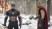 """""""Avengers: Infinity War"""" et les plus longs tournages américains"""