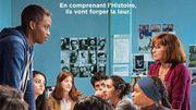 """""""Les Héritiers"""" : des élèves plongent dans le passé pour préparer leur avenir"""