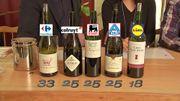 On a testé les vins de grandes surfaces: notre classement pour les fêtes