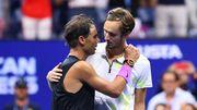 """Un jour """"inoubliable"""" pour Nadal, une """"histoire de fou"""" pour Medvedev"""