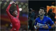 Simone Biles et Novak Djokovic Sportive et Sportif de l'Année aux Laureus World Awards