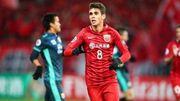 Oscar marque pour son 1er match officiel avec Shanghai SIPG