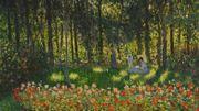 Une toile de Monet rarement apparue sur le marché aux enchères