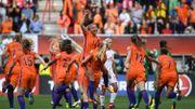 Les Néerlandaises remportent leur Euro au terme d'un match spectaculaire face au Danemark
