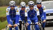 Quick.Step avec cinq Belges, dont Boonen et Gilbert, au Tour des Flandres