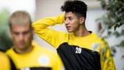 Charleroi annonce l'arrivée d'Amine Benchaib, jeune médian offensif