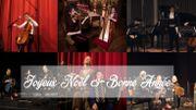 L'ASBL Homeband offre un concert gratuit online pour animer votre fête de Noël, à découvrir dès maintenant