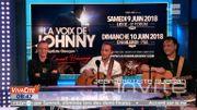 """Jean-Baptiste Guegan : la voix de Johnny... """"Il est de loin le plus près !"""""""