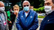 """LEFEVERE : """" Pour moi le coronavirus c'est comme une 3ème guerre mondiale """""""