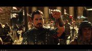 """Christian Bale lâche les 10 plaies d'Égypte dans """"Exodus"""""""