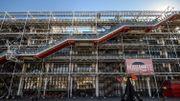 Le Centre Pompidou de Paris fermé pour plusieurs années, à partir de 2023