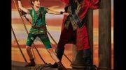 """Première image de Christopher Walken en Capitaine Crochet pour """"Peter Pan Live!"""""""