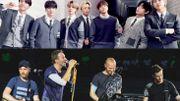 [Zapping 21] Le groupe de Kpop BTS reprend Coldplay et la toile s'enflamme !