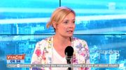 """""""Crimes et indices""""... Ophélie Fontana crée le suspens !"""