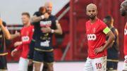 Les gains de temps à répétition de l'Antwerp contre le Standard