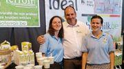 Les Saveurs de chez nous: Du bon lait bio de chez nous à prix juste !