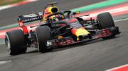Daniel Ricciardo le plus rapide d'une première journée d'essais hivernaux pluvieuse
