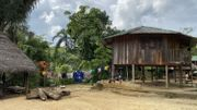 A la Frontière de Vie, Grandeur Nature en Amazonie