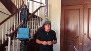 "AC/DC: Brian Johnson encourage les fans, ""Ride On"""