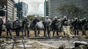 Aurélien Ernst photographie les manifestations de Bruxelles depuis 4 ans