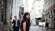 Assia Boukhelifa, 22 ans, étudiante en sciences politique à Lille, France.