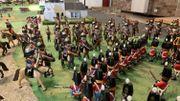 La vie de Napoléon et la bataille de Waterloo en Playmobil au musée Wellington de Waterloo