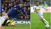 Les frères Hazard rois des dribbles en Europe ce week-end