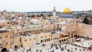 [CARNET DE VOYAGE]  Arrivée à Jérusalem (7/11)