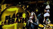 Le banc Black Sabbath inauguré